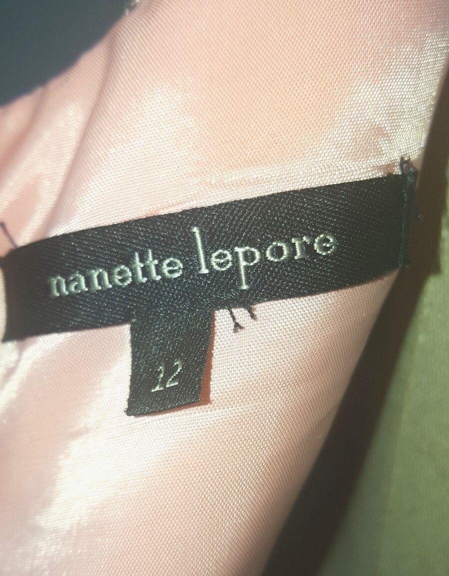 Nanette Lepore Floral Sleeveless Dress Size Size Size 12 621a10