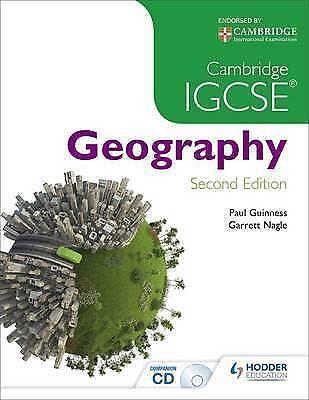 Cambridge IGCSE Geography 2nd Edition-ExLibrary