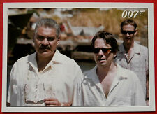 JAMES BOND - Quantum of Solace - Card #023 - Greene Meets With General Medrano