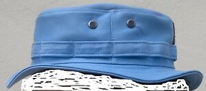 RECCE Hat Boonie  - UN / UNO / United Nations  light blue   -  Made in Germany