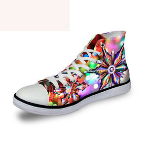 christmas womens lady authentic trainer casual flats