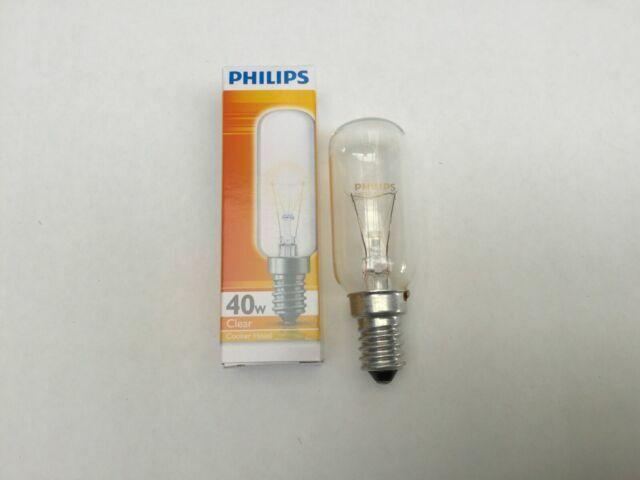 2 x Electrolux Bottom Mount Fridge Lamp Light Bulb Globe EBM4300SC EBM4307SC