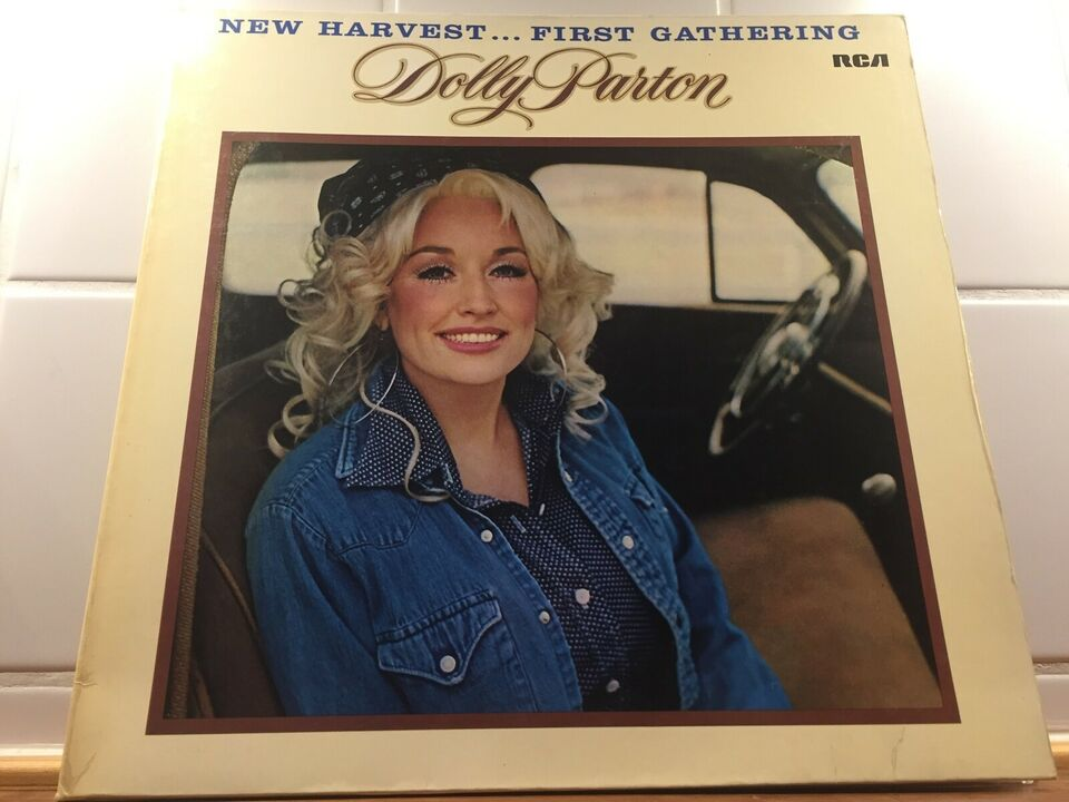 LP, Dolly Parton , New Harvest ... First Gathering