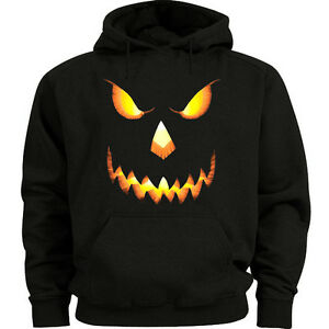 Big and tall sweatshirt hoodie halloween jack o lantern big and tall for men