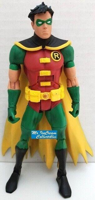 DC clásicos universo dúo dinámico Teen Titans Tim Drake Robin detective comics clásicos universo