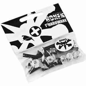 Bones-Skateboard-Hardware-Vato-1-039-039-Phillips-pack-of-8