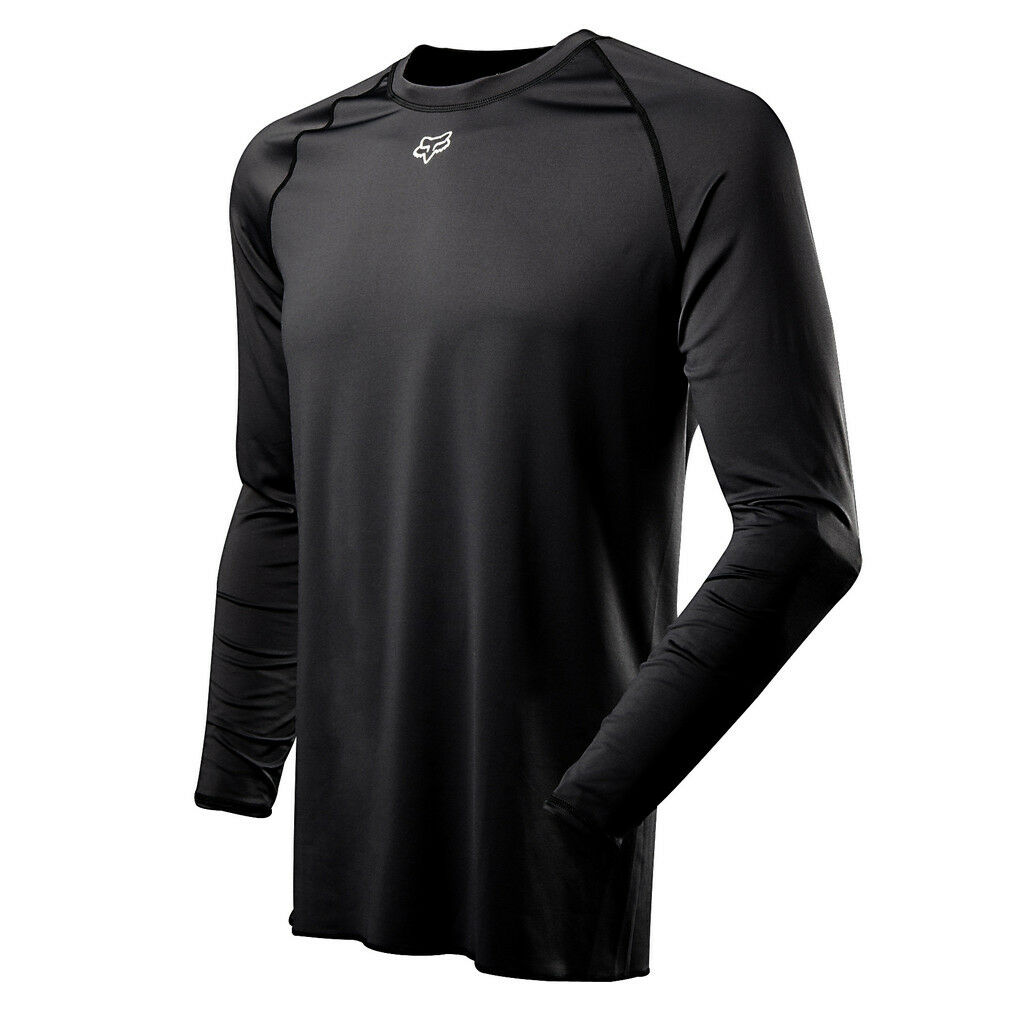 Fox Racing First Layer Long Sleeve L S Jersey (Small)   100% genuine counter guarantee