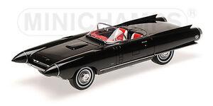 Minichamps-107148221-Cadillac-cyclone-xp-74-concept-1959-1-18-neu-en-OVP