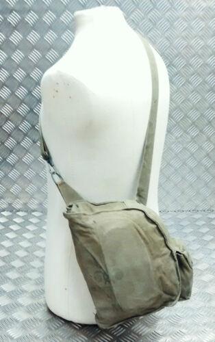 Details about  /Genuine Vintage US Army MSA M17 Gas Bag Side Bag Hip Bag USGI Vietnam