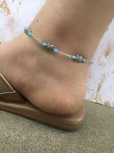 Owl Ankle Bracelet Anklet For Women