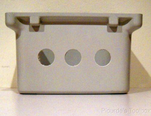 "6/"" x 6/"" x 4/"" New Hammond PJ664 Polyester//Fiberglass Enclosure"