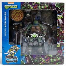 "In STOCK Kaiyodo Revoltech TMNT ""Leonardo Leo"" Ninja Turtles Action Figure"
