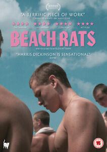 Beach-Rats-DVD-2018-Harris-Dickinson-Hittman-DIR-cert-15-NEW