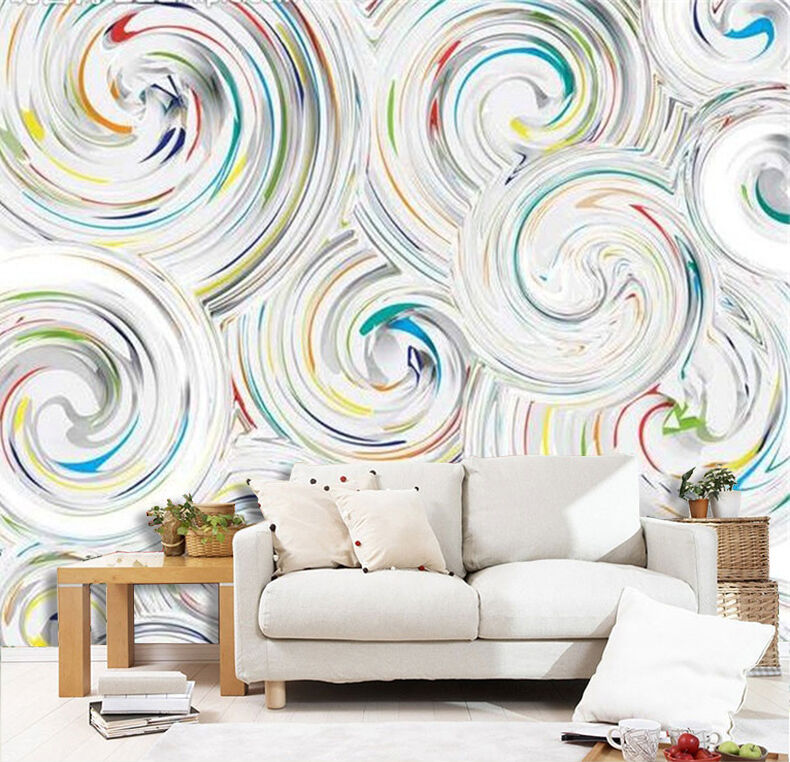 3D Beautiful vortex 233 Wall Paper Print Wall Decal Deco Indoor Wall Murals