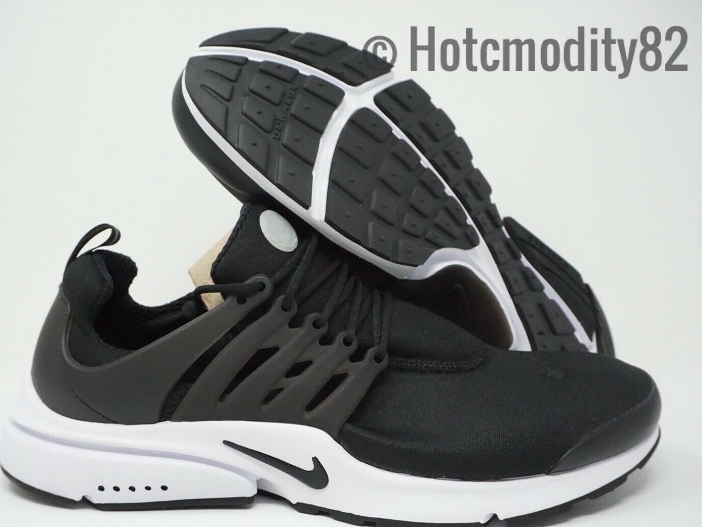 Nike Air Presto Essential Mens Sneaker Black White 848187-009 Size Size 848187-009 14 890218
