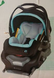 Baby-Trend-Secure-Snap-Gear-35-Infant-Car-Seat-Tide-Blue-Car-Seat-Base-GallyHo