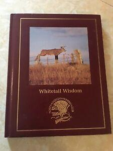 North American Hunting Club-whitetail Sagesse (nouveau) (livraison Gratuite)-afficher Le Titre D'origine
