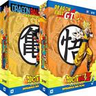 Dragon Ball Z et GT Coffret (DVD, 2013, 10-Disques)