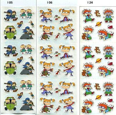 Sandylion RugRats Scrapbooking Craft Stickers Choose your design Rare Designs