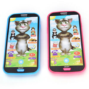 Baby-Kids-Simulator-Music-Phone-Touch-Screen-Kid-Educational-Learning-Toy-GiftLJ