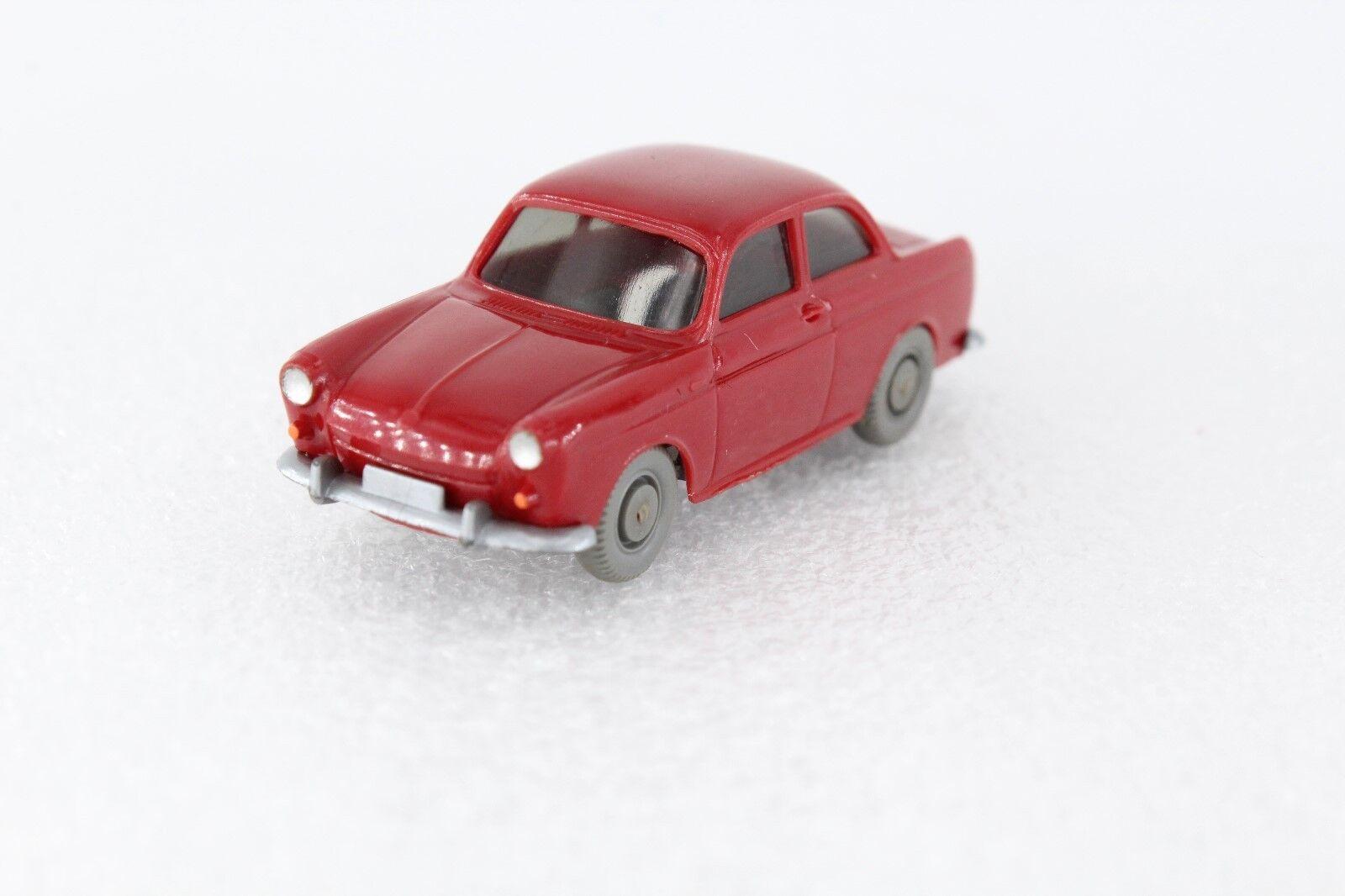 A.S.S WIKING ALTER VW 1500 1600 STUFE RUBINROT 1963 GK 40 12A CS 307 1A 1WTOP  | Mittlere Kosten