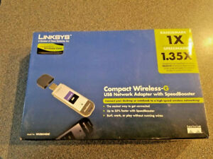 LINKSYS WUSB54GSC SPEEDBOOSTER DRIVERS DOWNLOAD