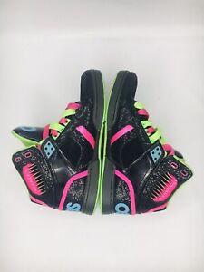 Silver Tri 11302032 Osiris NYC 83 Skateboard Shoes Women/'s Black
