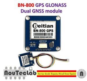 Details about Beitian BN-800 Dual GPS GLONASS GNSS Module with Antenna  Compass HMC5883L