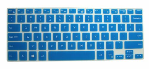 "Keyboard Cover Protector for Dell Inspiron 15 7558 15.6/"" 2 in 1 laptop"