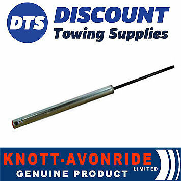 Genuine Knott Avonride Trailer Coupling KF13 E /& C Damper 750-1400kg 87000709