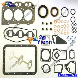 3TNA72UJ 3TNA72 Overhaul Gasket Kit Set For Yanmar Engine 3TNA72
