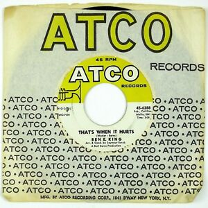 BEN-E-KING-That-039-s-When-It-Hurts-Around-The-Corner-7IN-1964-NORTHERN-SOUL-NM