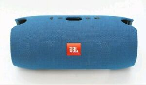 JBL-Xtreme-OEM-Parts-Fabric-Mesh-Speaker-Cover-Grill-Blue-Chassis