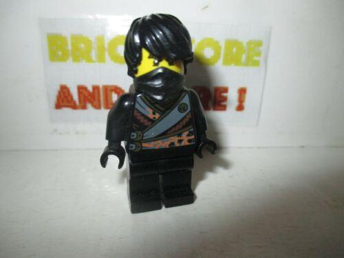 Lego Rebooted 70720 70723  njo090 Cole Ninjago Minifigures