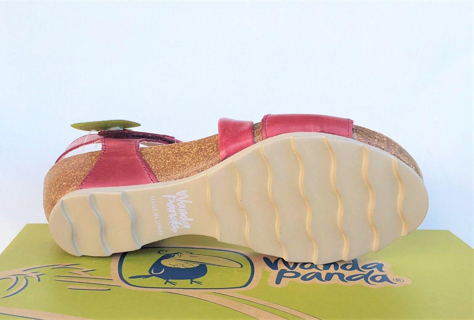Comfort Sandales Leder. - Wanda Panda Schuhes Made in Spain - Leder. Bilma 2 f42bf0