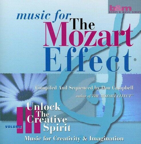 1 of 1 - Various Artists, Don - Mozart Effect 3: Unlock [New CD]