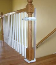 Perfect KidCo K12 Gate Mounting Kit For Stairway Newel Post Banister Installation