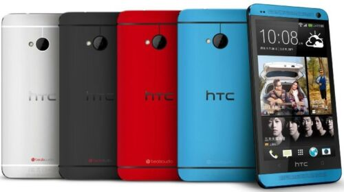 1 of 1 - HTC One M7 unlock - 32GB - Smartphone