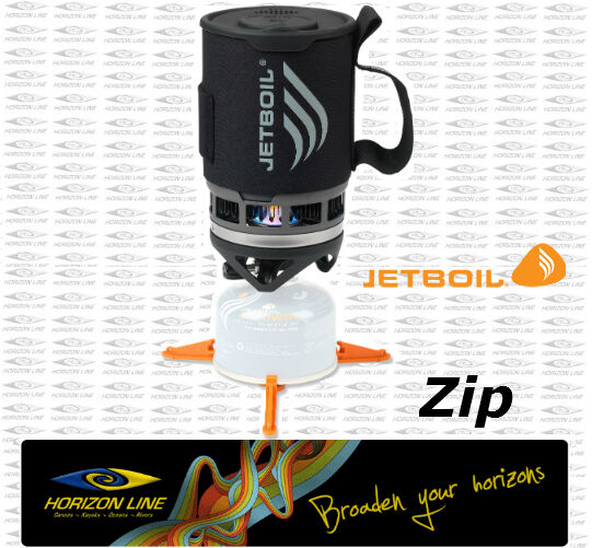 JETBOIL ZIP - Jet Boil Fast Compact Hiking Camping Gas Stove Cooking System