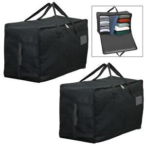 2 Extra Large Black Plastic Bag Boot Liner Compost Bag Furniture Cover 2m x 1.3m
