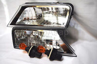 Fender Mounted Signal Parking Light Lamp W/2light Bulb One Pair For 2008 Liberty