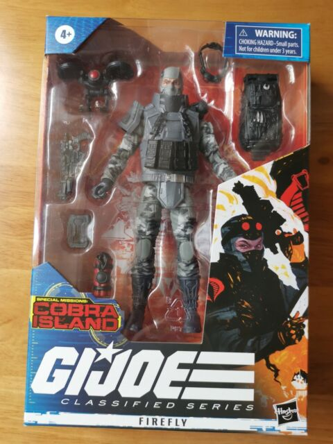G.I. Joe Classified Series Cobra Island Firefly