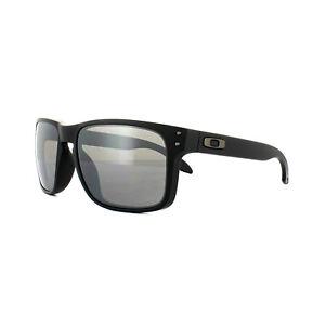 a2566c7c18 Image is loading Oakley-Sunglasses-Holbrook-OO9102-D6-Matt-Black-Prizm-