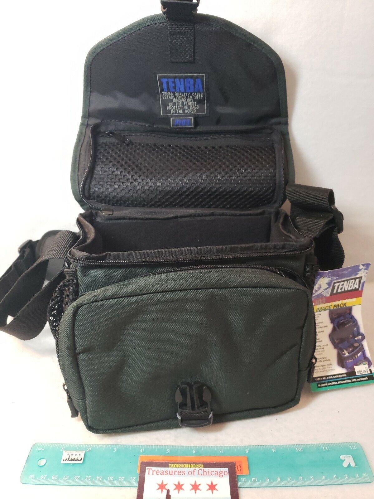 Tenba P103 Photo & Video Image Pack Camera Lens Accessory Bag Case Photography