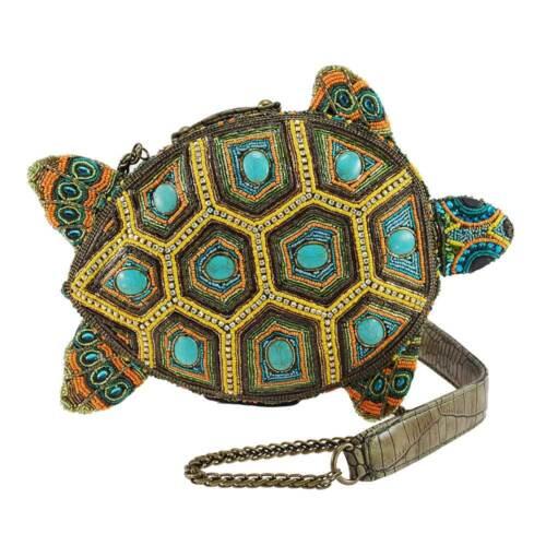 Mary Geldbrse Handtasche Meer Turtle Neu Grᄄᄍn Perlen Am Tasche Frances Blau Frᄄᄍhling 634010004736 0rqF40nx