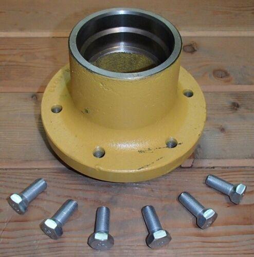 R48762 New Hub 6 Lug Bolts Fits John Deere Tractor 4000 4040 4230 4320 4430