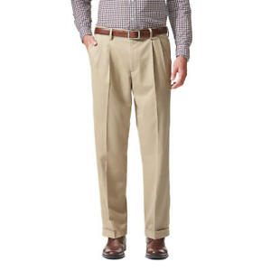 Dockers-Men-039-s-Easy-Khaki-Classic-Fit-Pants-Pleated-D3-NWT-3