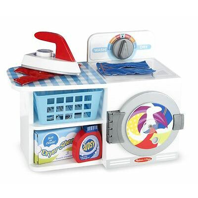 Melissa & Doug Wash, Dry & Iron