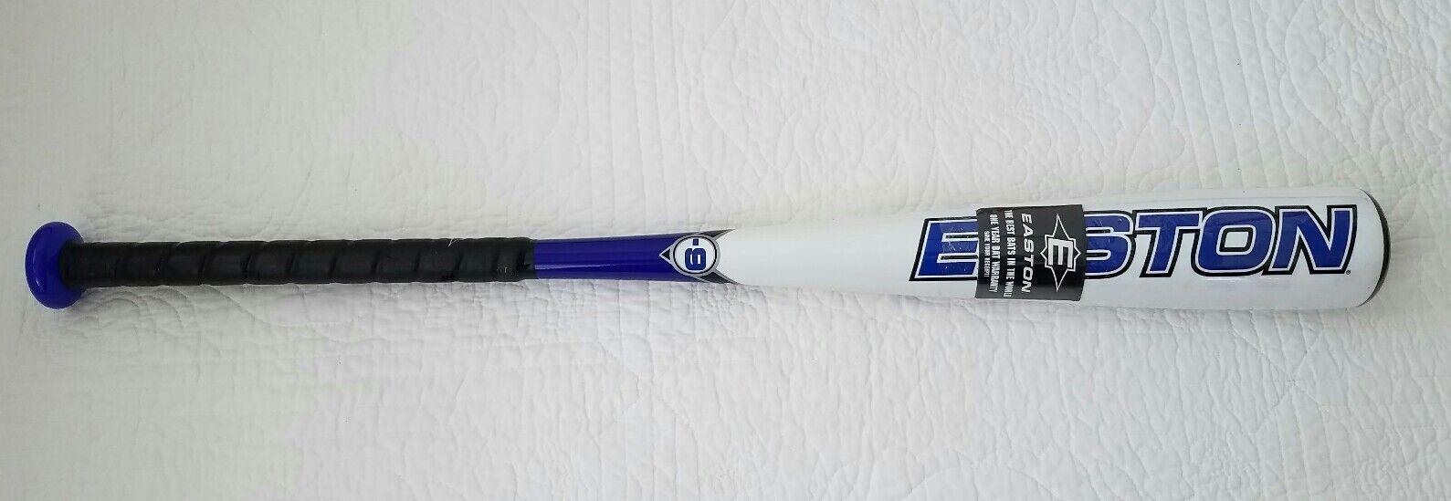 New Easton Youth Baseball Bat -9, 28 inches, 19oz, 2 5 8 in bar - Model BZ275