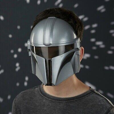 The Mandalorian Helmet Star Wars Cosplay Props Facemask Costume Overhead Mask
